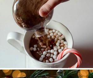 christmas, diy, and chocolate image