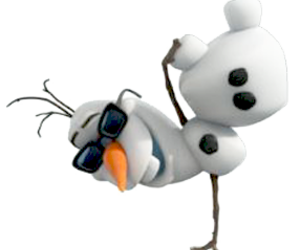 cool, cozy, and frozen image