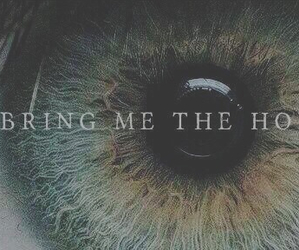bmth, bring me the horizon, and eye image