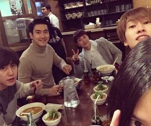 eunhyuk, Leeteuk, and suju image