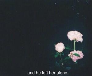 sad, alone, and grunge image