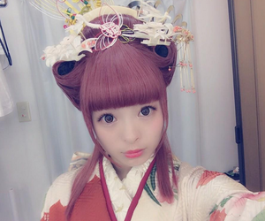 beautiful, Harajuku, and cute image