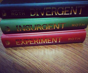 books, experiment, and four image