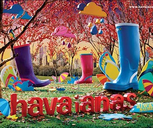 boots, wellies, and havaianas image
