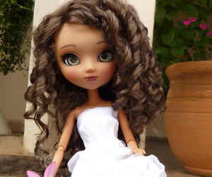 beauty, doll, and fashion image