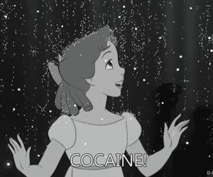 cocaine, drugs, and fun image