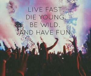 wild, fun, and party image