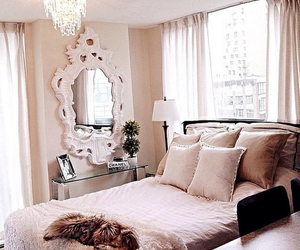 bed, chanel, and dream house image
