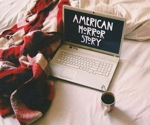 coffee, ahs, and american horror story image