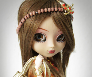 beauty, doll, and fiona image