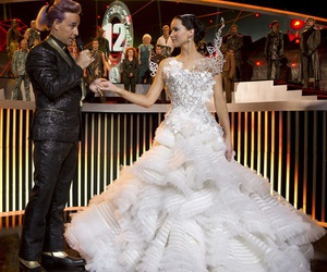 catching fire, hunger games, and katniss image
