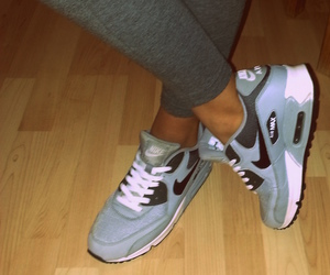 air max, fashion, and fitness image