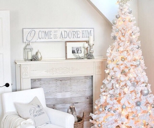 christmas and cozy image