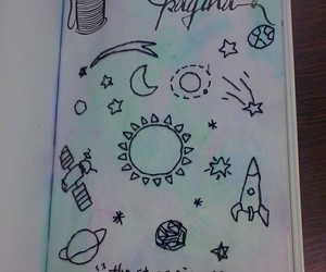stars, wreck this journal, and wreckthisjournal image