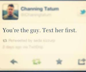 text, guy, and channing tatum image