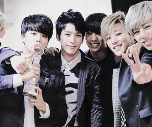 b.a.p, bap, and zelo image