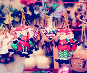 christmas, decoration, and reindeer image