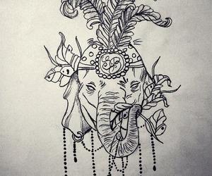 art, drawing, and artbyme image