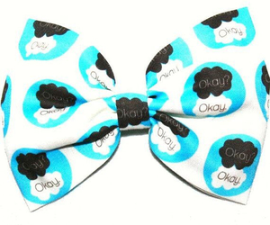 accessory, bows, and cool image