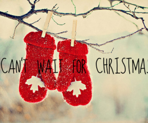 christmas, excited, and for image