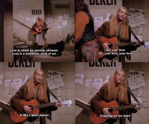 phoebe buffay, quotes, and friends image