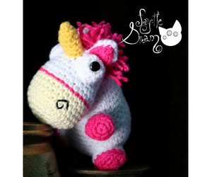 fluffy, minions, and unicorns image