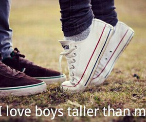 boy and tall image