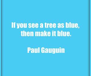 blue, color, and creative image