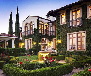 house, architecture, and mansion image