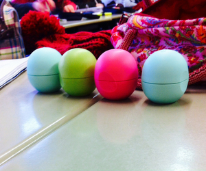 eos, loveit, and Lipsticks image