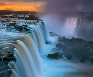 waterfall and cool image
