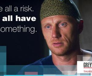 grey's anatomy and dr.owen hunt image