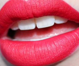 fashion, girly, and lipstick image