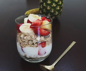 food, dessert, and healthy food image