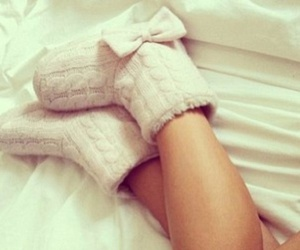 slippers, winter, and cozy image