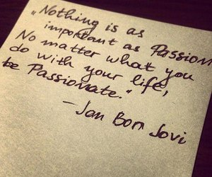 quote, quotes, and jon bon jovi image