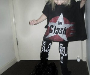 the clash, kids, and baby image