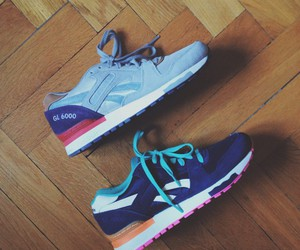 reebok, shoes, and sneakers image