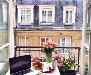arrangement, flowers, and freshair image