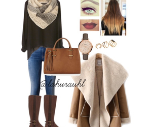 autumn, bag, and beautiful image