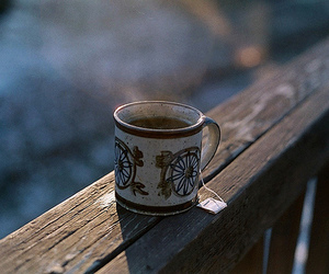 hipster, cup, and drink image