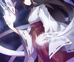inuyasha and kikyo image