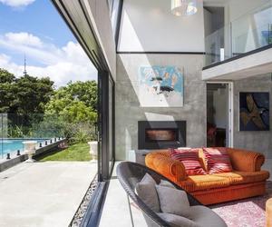 decor, design, and sitting area image