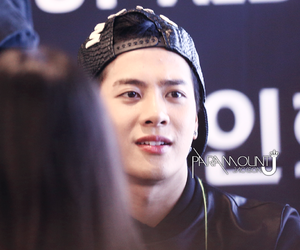 jackson, november, and fansign image