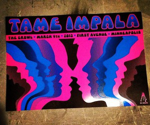 music and tame impala image