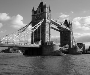 london, england, and tower image