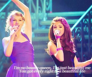 selena, taylor, and who says image