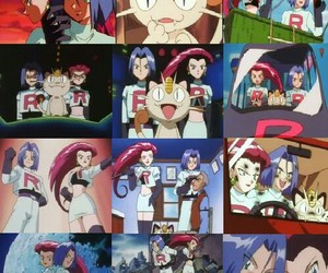 pokemon and team rocket image