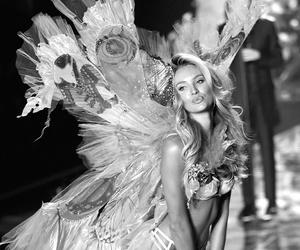 Victoria's Secret, candice swanepoel, and model image