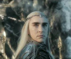 lee pace, the hobbit, and mirkwood image